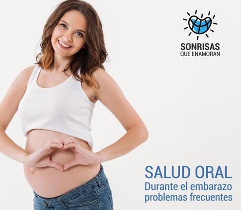 Salud oral durante el embarazo